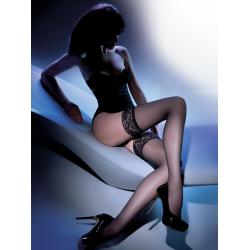Дамски чорапи в неутрален цвят с плътност 15 DEN Calze