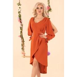 Асиметрична рокля Mallani