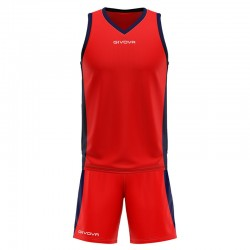 Баскетболен Екип GIVOVA Kit Power 1204