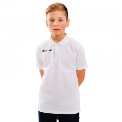 Детска Тениска GIVOVA Polo Summer 0003