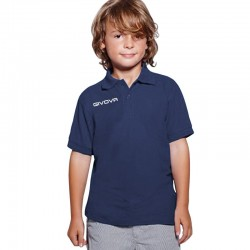Детска Тениска GIVOVA Polo Summer 0004