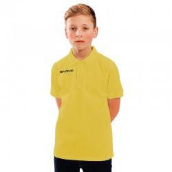 Детска Тениска GIVOVA Polo Summer 0007