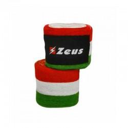 Бинтове За Бокс  ZEUS Bendaggio 3.5m Tricolore