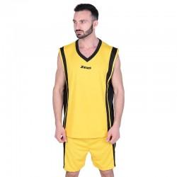 Баскетболен Екип ZEUS Kit Bozo Giallo/Nero