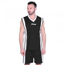 Баскетболен Екип ZEUS Kit Bozo Nero/Bianco